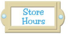 Store Hours at Life's Memories & More