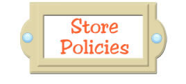 Store Policies at Life's Memories & More - Discounts, Returns,  Forms of Payment & More!